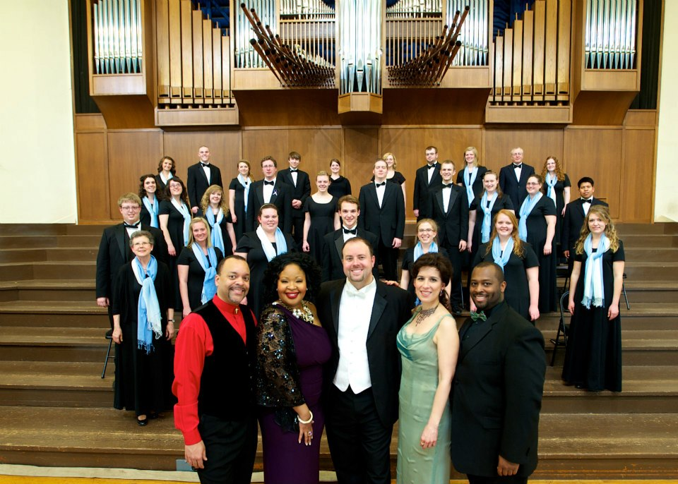 World Premiere – Messiah Festival of the Arts